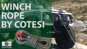 Novos Segmentos: Winch Rope by Cotesi